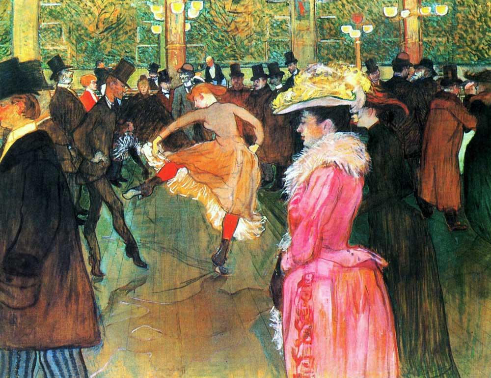 La vida de un hombre excéntrico: Biografía de Toulouse-Lautrec.