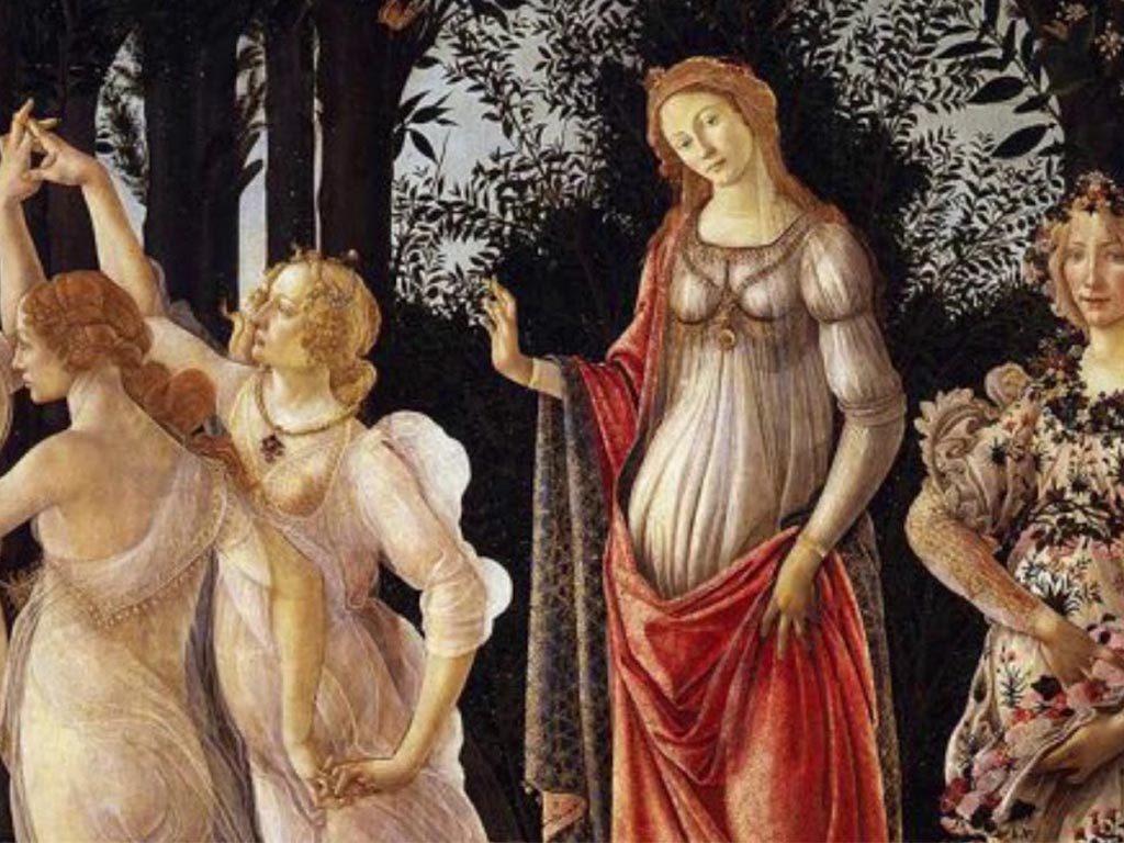 El poder de la feminidad: Una revisión simbólica de la mujer