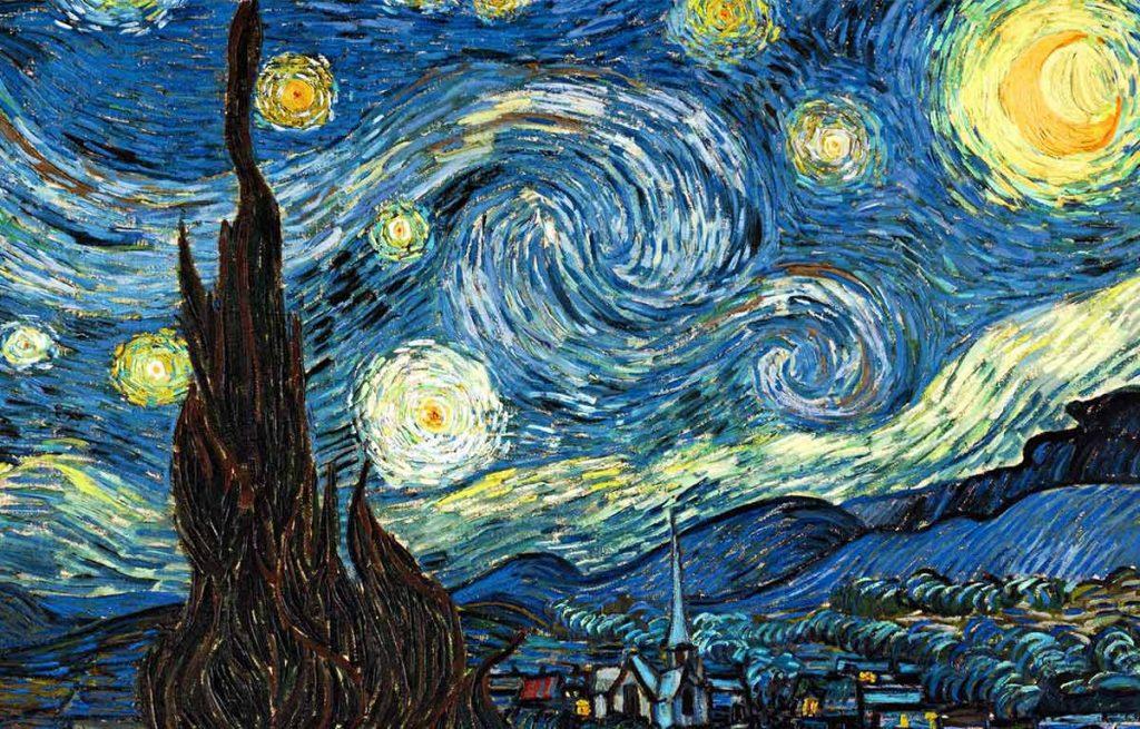 ¿Torbellino de Emociones? Van Gogh y el arte de liberar lo que sientes