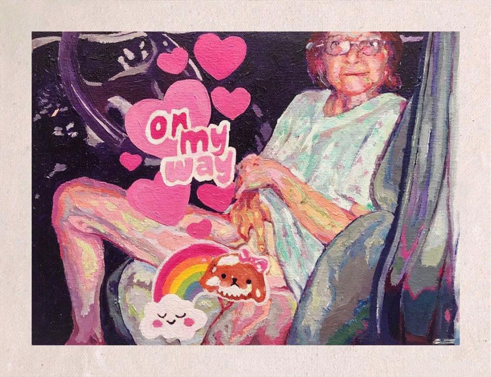 pintoras latinoamericanas_dignificacion_ternura_comicidad_ancianidad_sexualidad