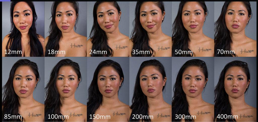 distancia focal modo manual aprender de fotografía