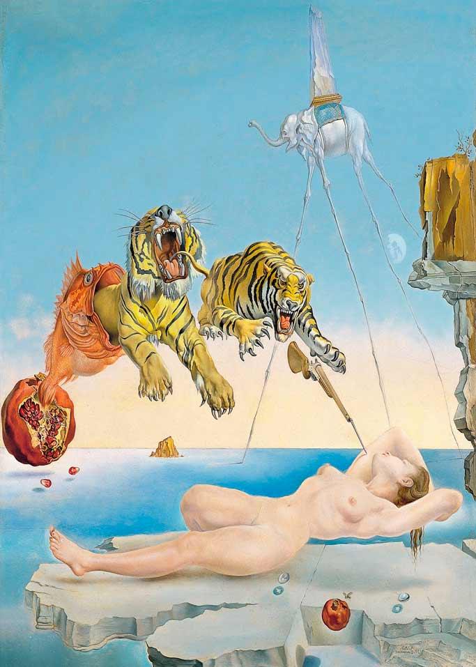 Dalí y el simbolismo en la pintura